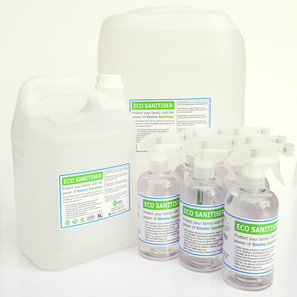 Enviro Sanitiser Product Group Collection