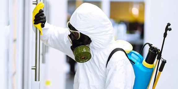 Enviromed Sanitiser Industrial Applications