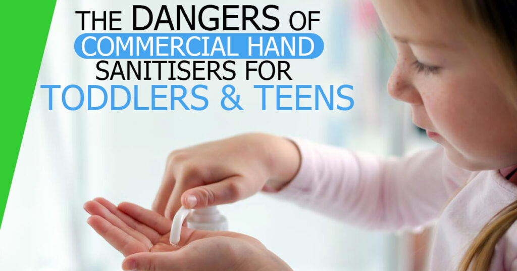 Danger For Toddlers and Teens